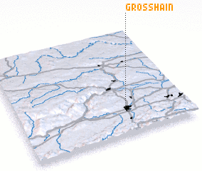 3d view of Grosshain