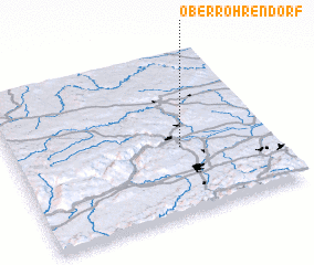 3d view of Oberrohrendorf