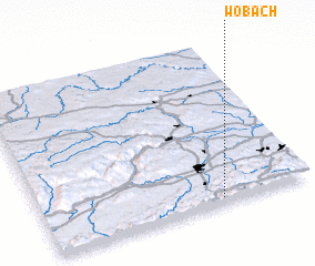 3d view of Wobach