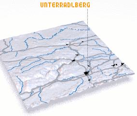 3d view of Unterradlberg