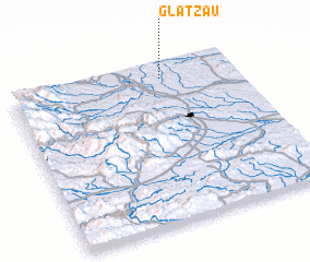 3d view of Glatzau