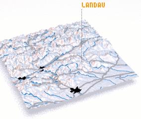 3d view of Landau