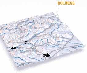 3d view of Kolmegg