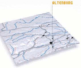 3d view of Altenburg