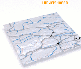 3d view of Ludweishofen