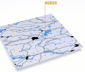 3d view of Moren