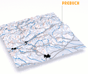 3d view of Prebuch