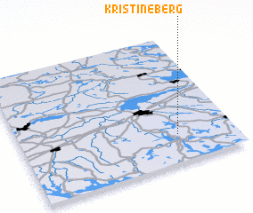 3d view of Kristineberg