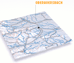 3d view of Oberauersbach