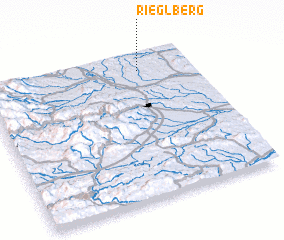 3d view of Rieglberg