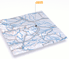 3d view of Jaun