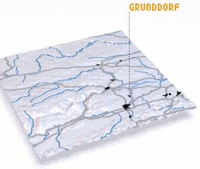 3d view of Grunddorf