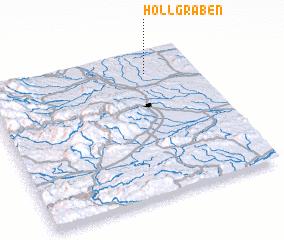 3d view of Höllgraben