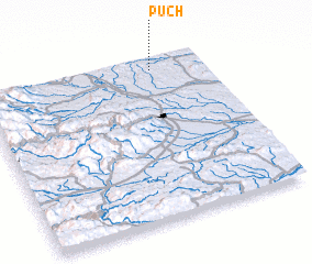 3d view of Puch