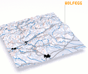 3d view of Wolfegg