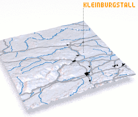 3d view of Kleinburgstall