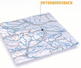 3d view of Unterauersbach
