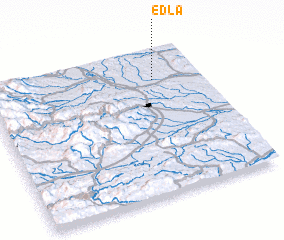 3d view of Edla