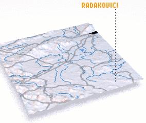 3d view of Radakovići