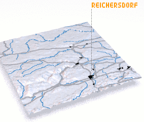 3d view of Reichersdorf