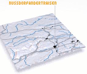 3d view of Nussdorf an der Traisen