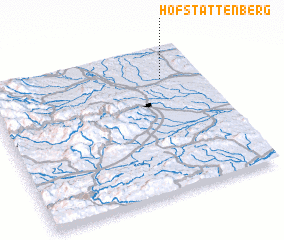 3d view of Hofstättenberg