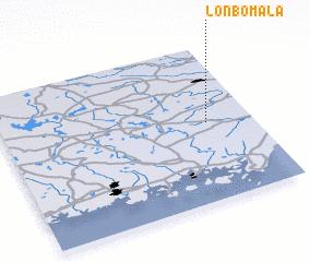 3d view of Lönbomåla