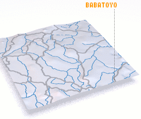 3d view of Babatoyo