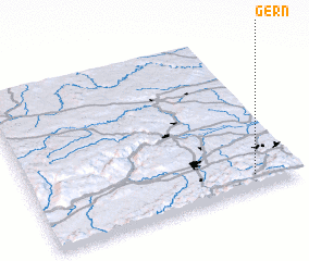 3d view of Gern