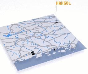 3d view of Käxgöl