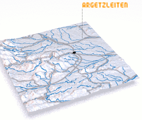 3d view of Argetzleiten