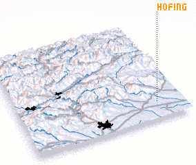 3d view of Hofing