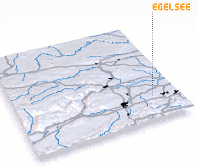 3d view of Egelsee