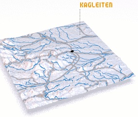 3d view of Kagleiten
