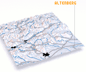 3d view of Altenberg