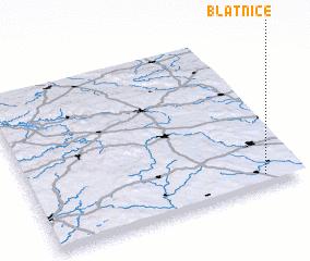 3d view of Blatnice