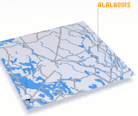 3d view of Al Alaouis