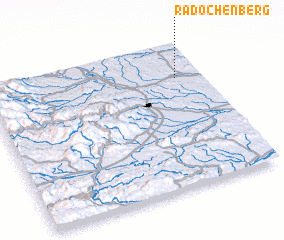3d view of Radochenberg