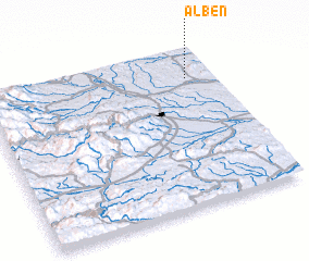 3d view of Alben