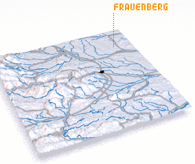 3d view of Frauenberg
