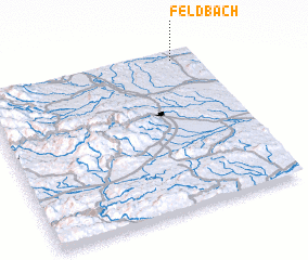 3d view of Feldbach