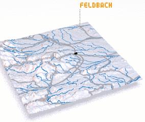 3d view of Feldbach