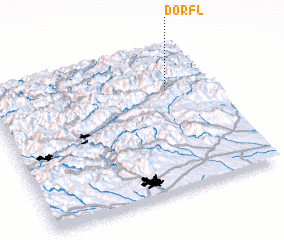 3d view of Dörfl