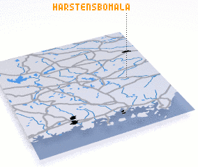 3d view of Harstensbomåla