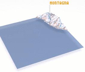 3d view of Montagna