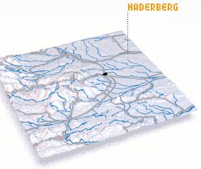 3d view of Haderberg