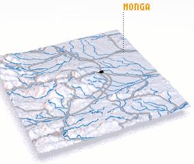 3d view of Monga