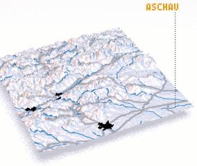 3d view of Aschau