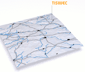 3d view of Tisovec