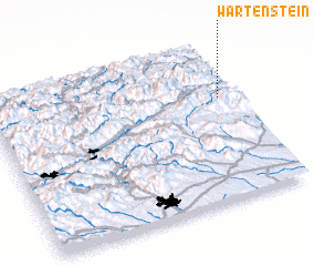 3d view of Wartenstein